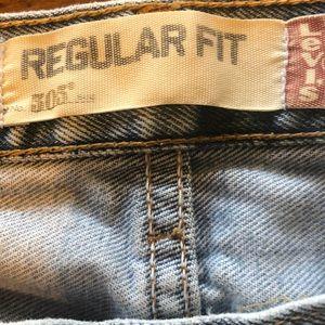 Levi's jeans 36x36